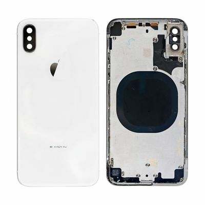 iPhone XS MAX Cracked Back Glass Repair Replacement Mail In Service