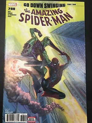 AMAZING SPIDER-MAN #798 (NM) 1st Print FIRST FULL RED GOBLIN Marvel Comics