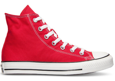 d6560cf83217c CONVERSE ALL STAR Chuck Taylor M9621 Hi Top Red Sneakers Unisex ...