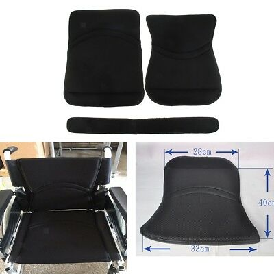 Breathable Seat Cushion Pressure Relief Pad for Wheelchair Office Chair Car