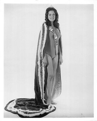 Miss Nevada World Miss America Pageant Beauty Queen Vintage Promo Photo