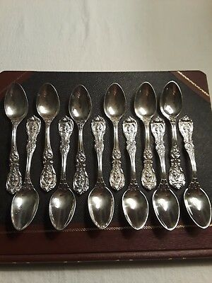 """One Reed & Barton Francis 1st  Sterling Silver teaspoon   5  7/8"""""""