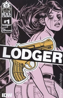 Lodger (IDW) #1 2018 NM Stock Image