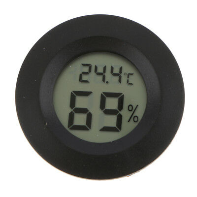 Humidity Temperature Gauge,Monitoring Temp and Humidity ,Comfort for Home