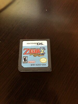 The Legend of Zelda: Phantom Hourglass DS 3DS New With Case English Video Game