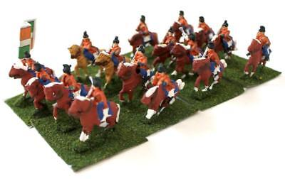 19th Century Miniatur Old Glory Seven Yars 1 French SYW Dragoons Collection NM