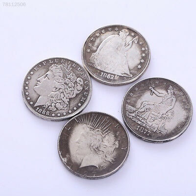 040A 1820 Round Year American Silver Coins Commemorative  Collection Lovers Gift