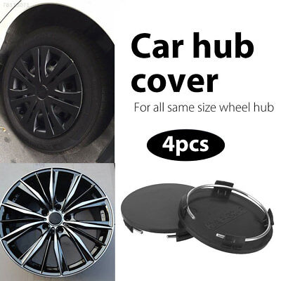 F3CC 4475 Wheel Hub Cover Hub Cap Wheel Center Cap SO2 for 60mm-56.8mm Durable