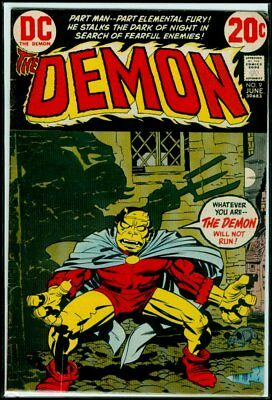 DC Comics The DEMON #9 FN- 5.5