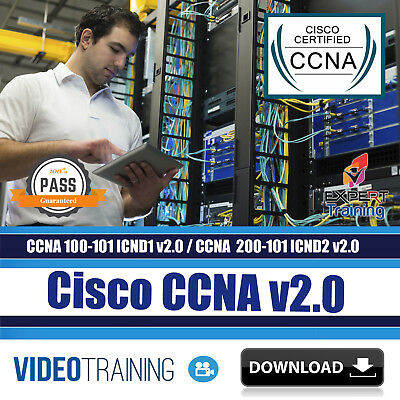 CISCO CCNA 100-101 ICND1 & 200-101 ICND2 v2.0 Video Training Course DOWNLOAD