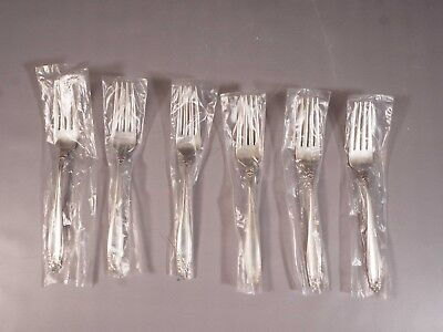 International Sterling Silver Dinner Fork Prelude Pattern NEW