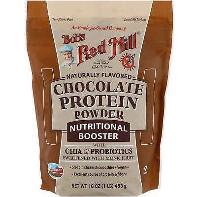 Bob s Red Mill  Chocolate Protein Powder  Nutritional Booster with Chia