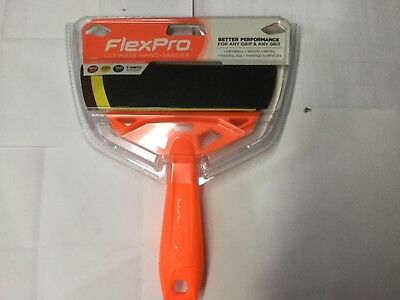 FlexPro Ultimate Hand Sander with 3 Sanding Sheets