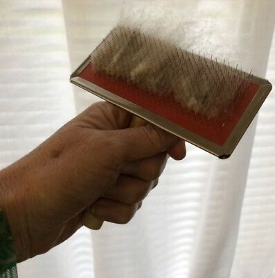 Wool Hand Carders Blending Carding Combs For Fleece Felting Preparation One Pair
