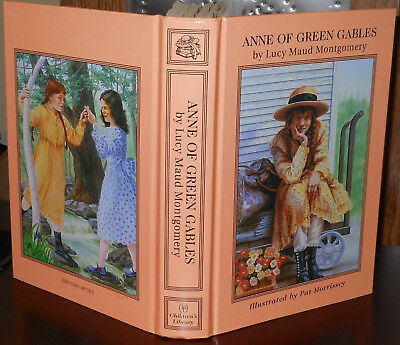 1995 ANNE OF GREEN GABLES HB L. M. Montgomery ILLUSTRATED First Edition