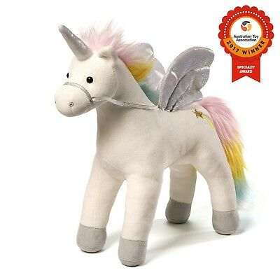 GUND My Magical Unicorn Sound and Lights Unicorn Stuffed Animal (Brand New)