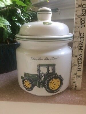 John Deere Canister by Gibson