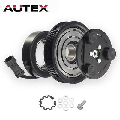 A/C Compressor Clutch Repair kit Pulley Coil Plate for 2006-08 Jeep Liberty 3.7L