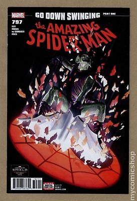 Amazing Spider-Man (5th Series) #797A 2018 Ross Variant VF/NM 9.0
