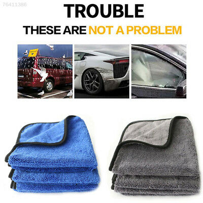2207 Microfibre Cloth Polishing Car GST Detailing Auto Care Towels Cleaning