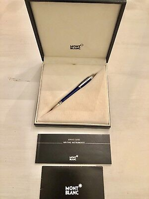 MontBlanc Starwalker fountain pen Cool Blue