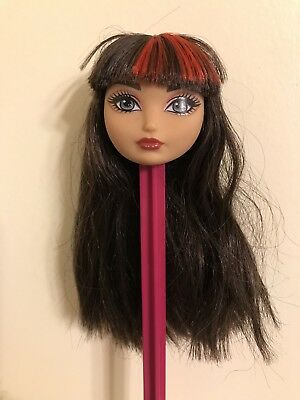 Ever After High Hat-Tastic  High Red Riding hood doll head replacement