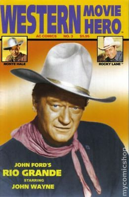 Western Movie Hero (2000 #3 2002 FN/VF 7.0 Stock Image