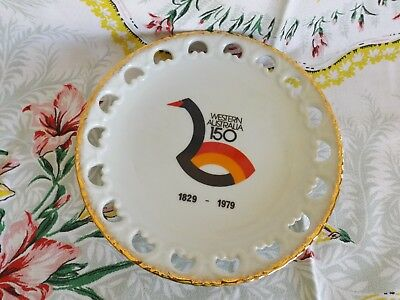 Westminster Collectors plate 150th Anniversary Of Western Australia 150 years WA