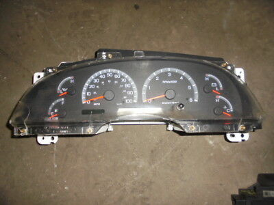 98 ford f150 instrument cluster