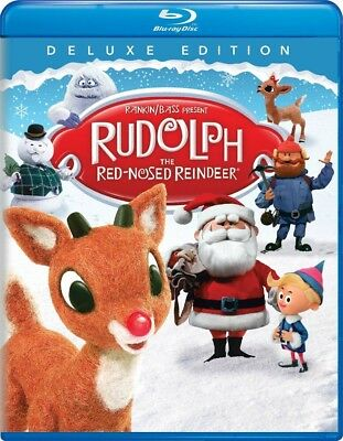 BLU-RAY Rudolph the Red-Nosed Reindeer: Deluxe Edition (Blu-Ray) NEW