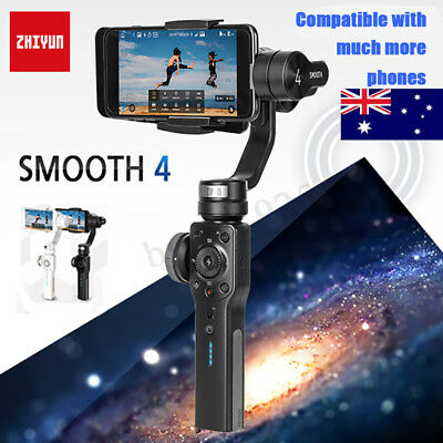 Zhiyun Smooth 4 3-Axis Handheld Gimbal Stabilizer Support for Smartphone Mobile
