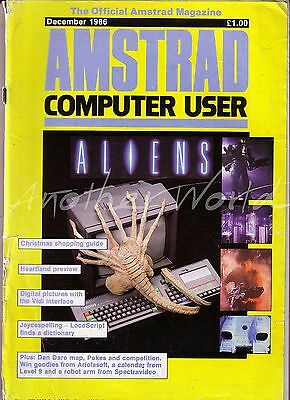 Amstrad Computer User / ACU Magazine - December 1986 - Bagged