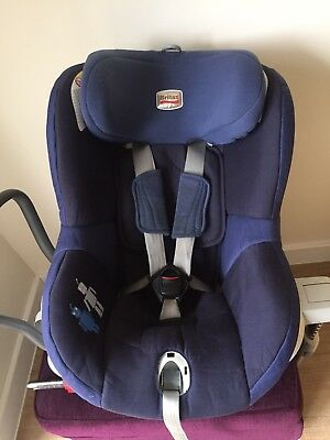 Britax Romer DUALFIX Group 0 1 Baby Car Seat Isofix 4 Yrs