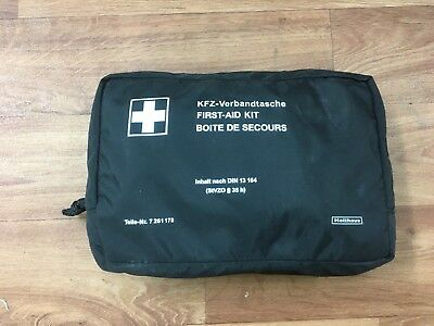 BMW 116d 1 Series F20 genuine universal first aid kit medical kit pouch 7261178