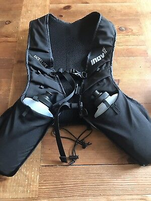 1740aa8f99 Inov-8 Race Elite Hydration Vest with Bottles included - BRAND NEW NEVER  USED