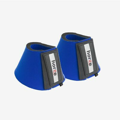 Horze ProBell Neoprene Overreach Boots with Sturdy Lining to Absorb Energy