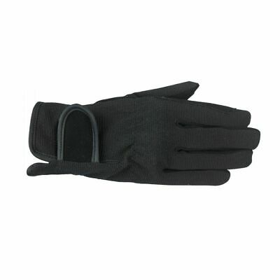 Horze Spirit Multi-Stretch Riding Gloves with Secure Grip and Stretchable Fabric