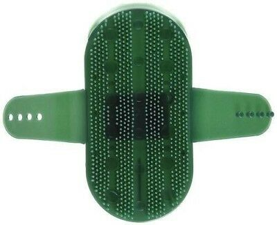 Intrepid International NEW Plastic Curry Comb - Classic Style Horse Grooming