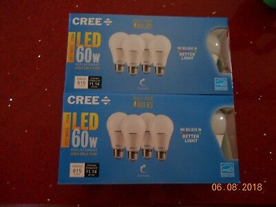 cree led 60w replacement a19 soft white 2700k dimmable light bulb