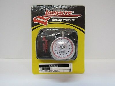 Tire Tread Depth Gauge - Longacre Racing Products #52-50560