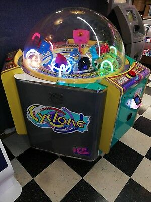 Cyclone – Ticket Redemption Arcade Game