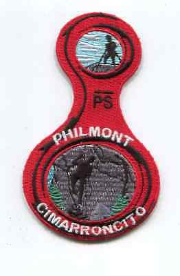 Patch From Philmont Scout Ranch - Outpost -Cimarroncito