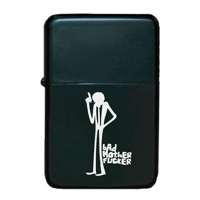 STAR Lighter in Black – Bad Mother F'er Design