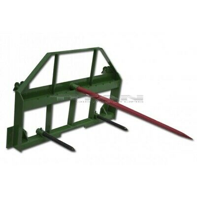 "49"" Hay Spear Attachment fits John Deere 200,300,400,500 Loaders"