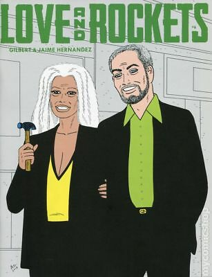 Love And Rockets Magazine #6 2018 NM Stock Image