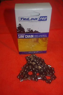 """Genuine TRILINK Chain 14"""" Chainsaw Chain Pack Of 2 Fits STIHL MS170 017 MS171"""
