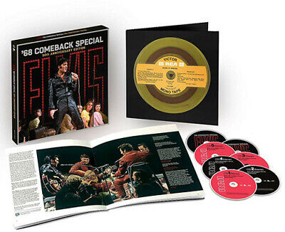 Elvis Presley - 68 Comeback Special (50th Anniversary Edition) [New CD] With Boo