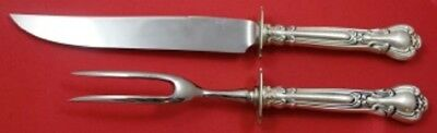 "Chantilly by Gorham Sterling Silver Steak Carving Set 2pc (Knife 10 1/4"")"