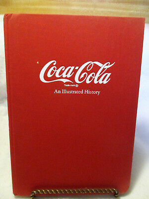 Pat Watters Coca Cola An Illustrated History book hardcover advertising 1978
