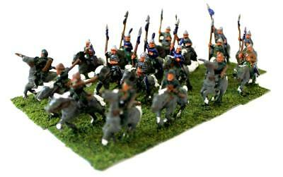 19th Century Miniatures Ancient Mini Loose 15mm Hun Cavalry Collection #1 NM